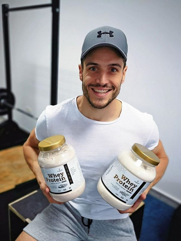 Golden TREE «100% All-Natural» Whey Protein
