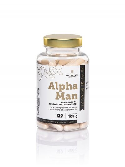 GTN Alpha Man