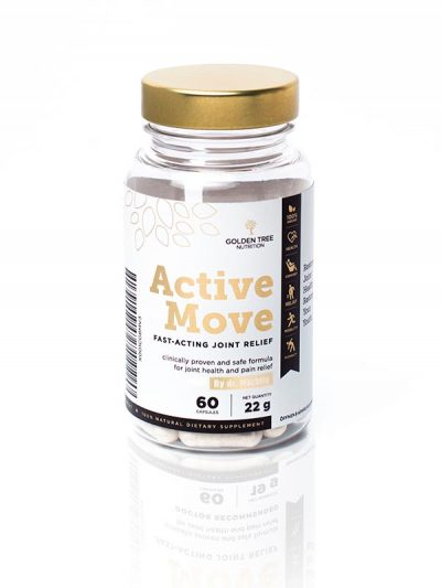 Active Move - Fast-Acting Joint Relief